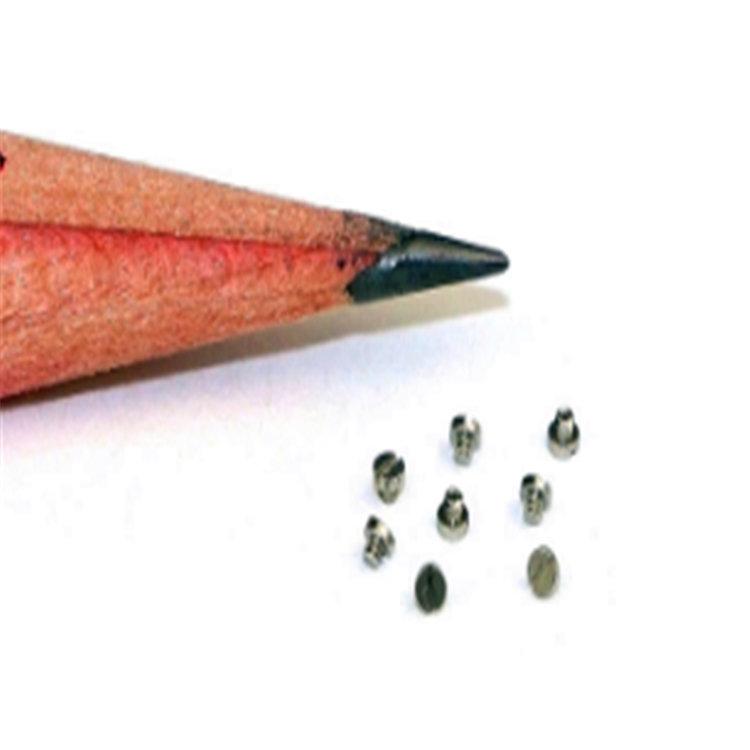 High precision m0.8 micro mini miniature screw for electronics