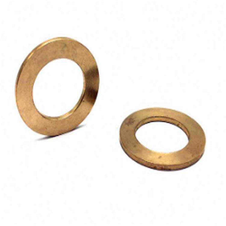 High quality brass round flat washer